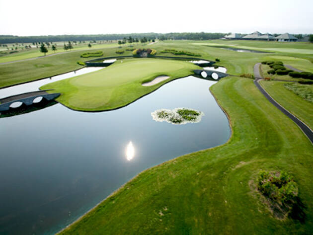 一番好きなゴルフ場は?