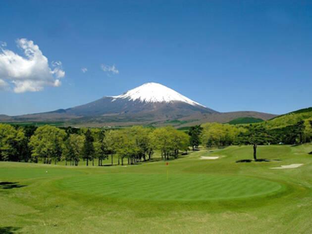 富士の杜ゴルフコース