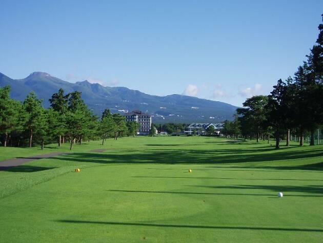 25那須ゴルフガーデン(栃木県)