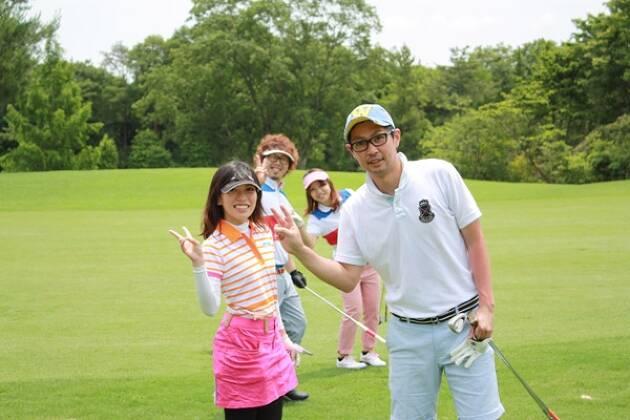 初心者のゴルフ女子だからこそ出会いが増える?