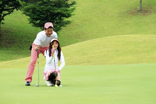 最近ではゴルフを通して「婚活イベント」まで!
