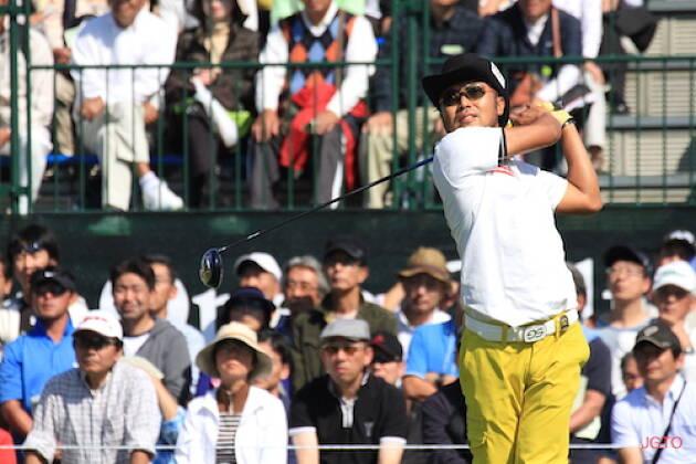 オリンピック候補日本人男子:片山晋呉選手