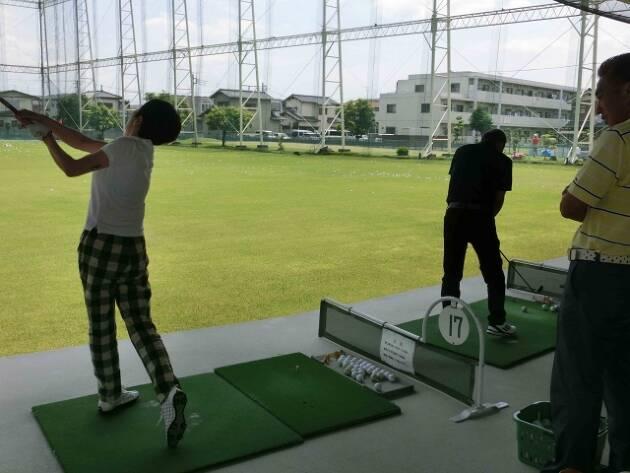 【埼玉県】90分打ち放題がお得です!弥栄ゴルフ練習場
