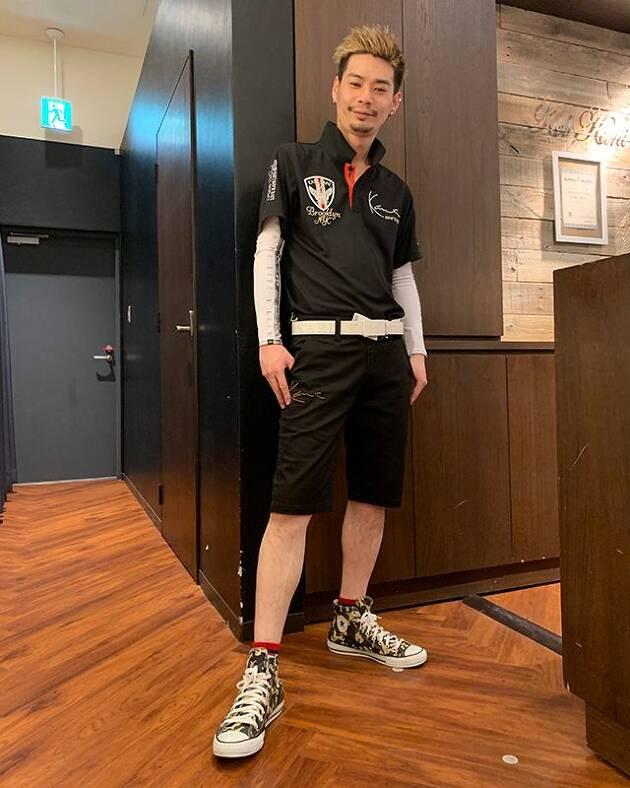 カールカナイのゴルフウェアでかっこいいおすすめ夏コーディネート!