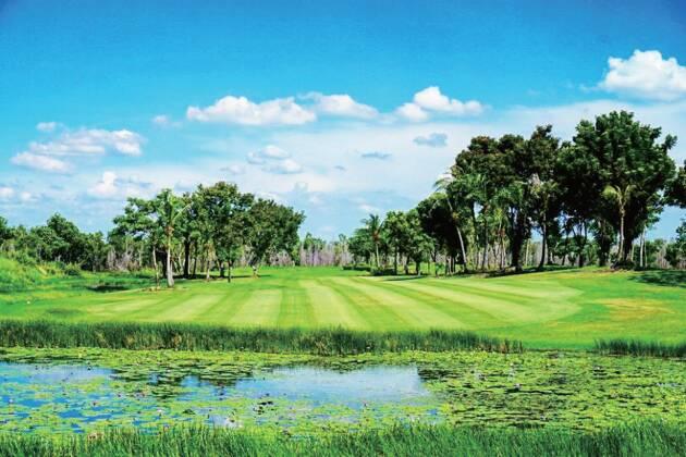 バンコクゴルフ6日間ツアー