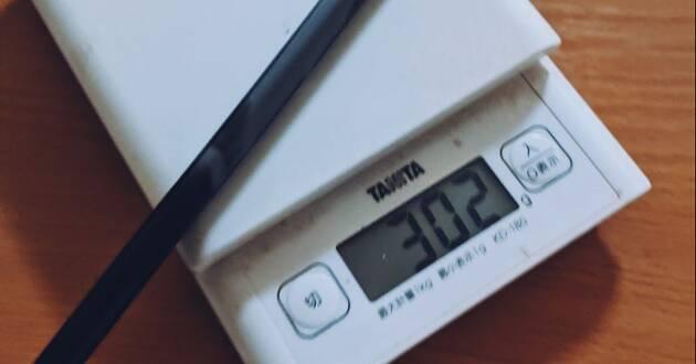 クラブの重量