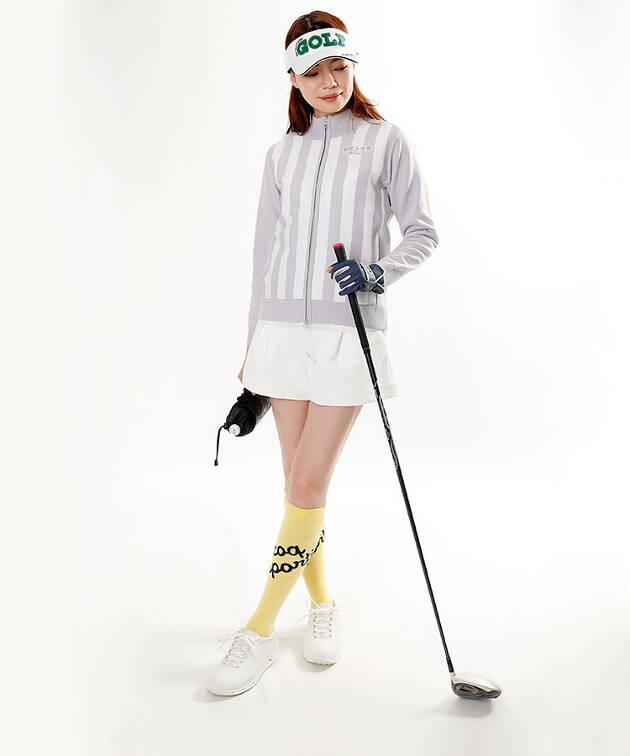 おすすめのレディースゴルファー冬コーディネート