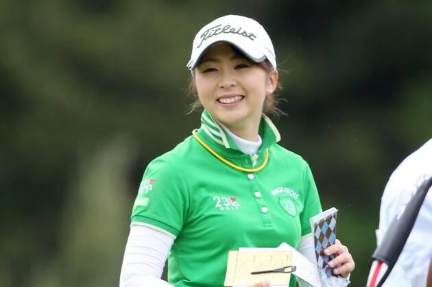 菊池絵理香選手は北海道生まれ!ゴルフを始めたの6歳から