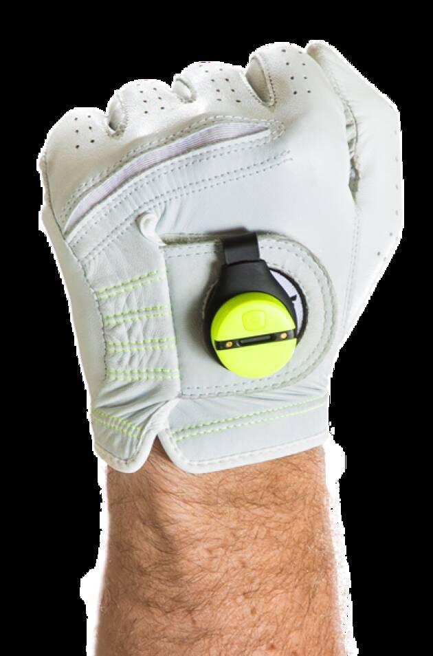 【ZEPP】センサーをグローブに装着し、種々のスイングデータを可視化(Zepp Golf 2)