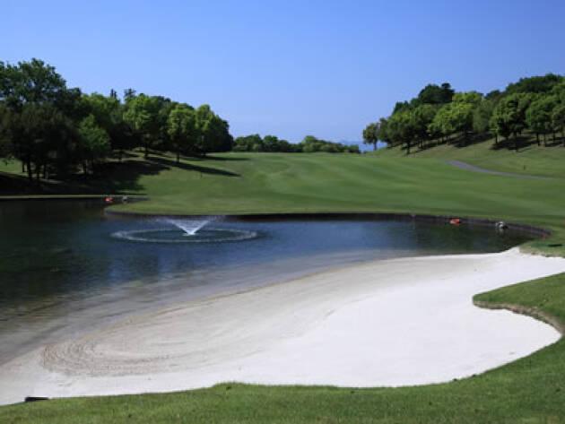大がかりなコース改修で、本格的なチャンピオンコースに! おおむらさきゴルフ倶楽部