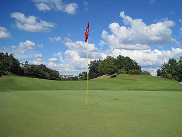 歴史ある「東京国際ゴルフ倶楽部」
