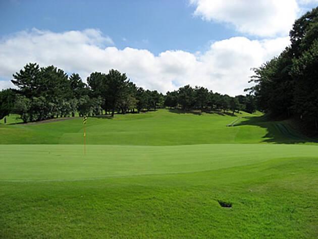 ここにしかない空間「鎌倉パブリックゴルフ場」