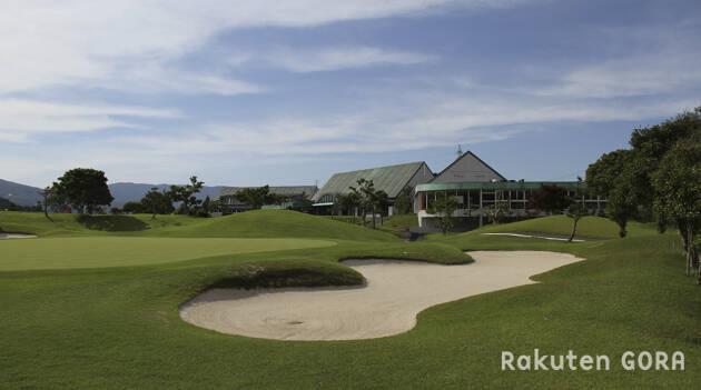 三重県津市に位置する宿泊ゴルフリゾート