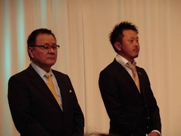 岩田寛プロのお父さん岩田光男プロも転向組!