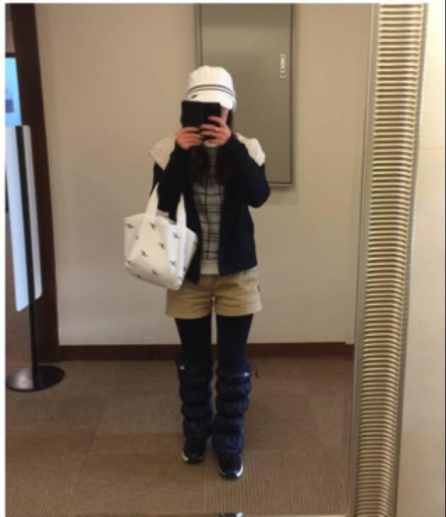 ゴルフクラブガイド編集長 KAORI(2)