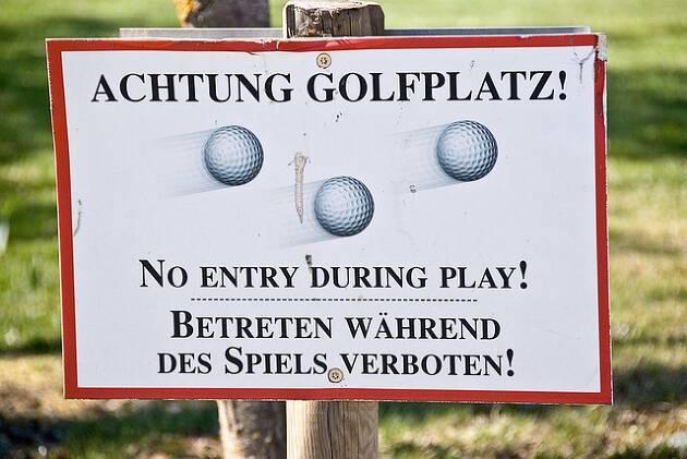 ゴルフ用語を知って会話ができるようになろう!