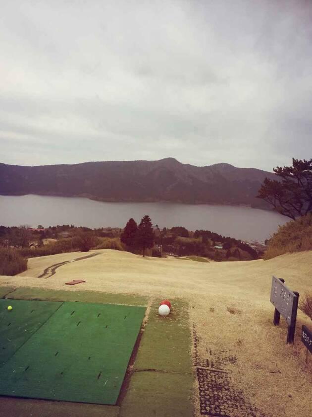 箱根園ゴルフ場〜コース