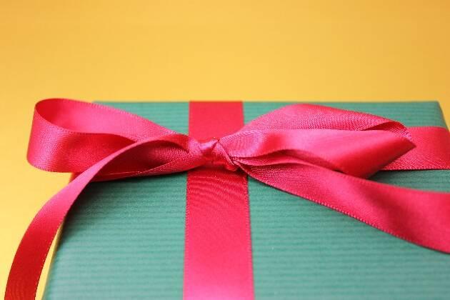 来場するともれなくプレゼントがもらえる!