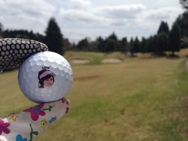私、ゴルフにハマってるなぁー・・・