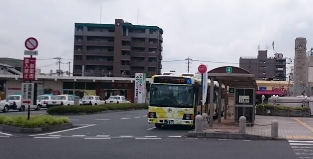 JR笠岡駅から有料のシャトルバスが運行します!