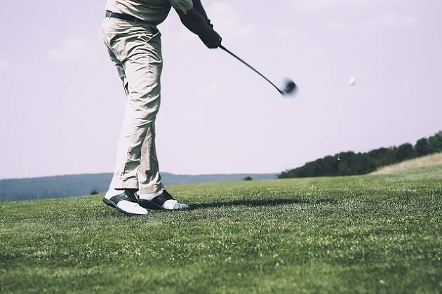自分への補償も厚いゴルファー傷害補償!