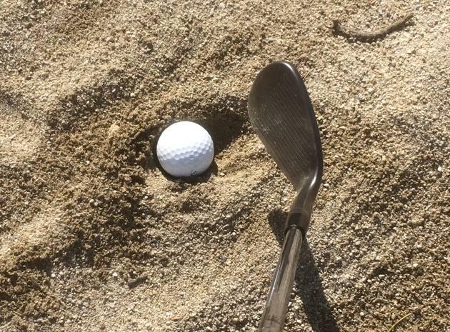 4.ボールが完全に埋まってしまった目玉からの打ち方