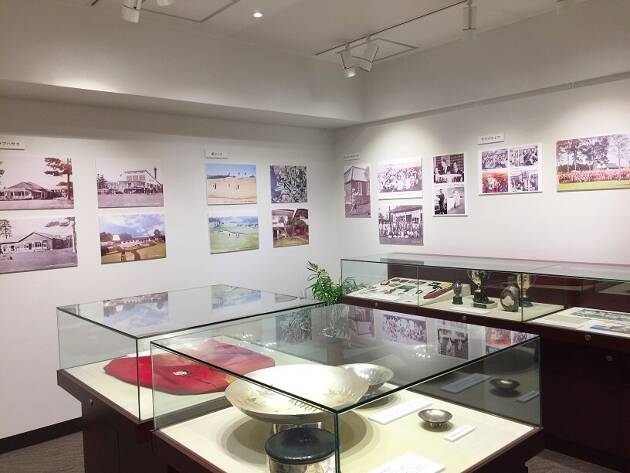 戦前開場の歴史と伝統を持つ関東屈指の名門ゴルフ場