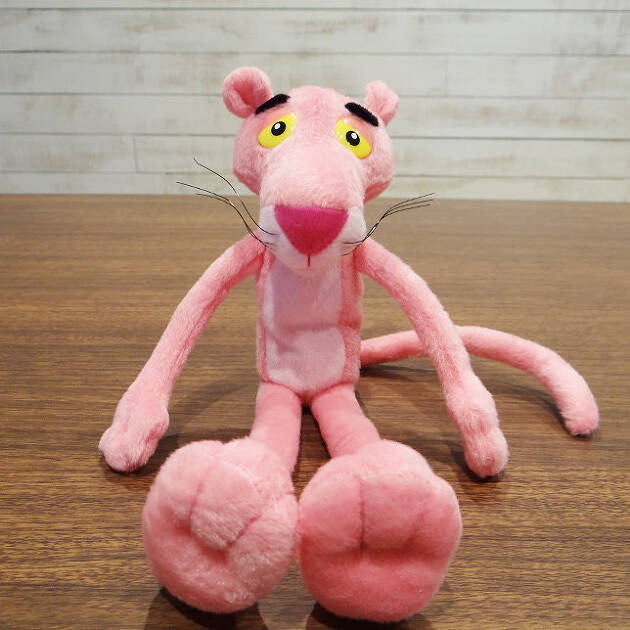ピンクでお馴染みのピンクパンサー