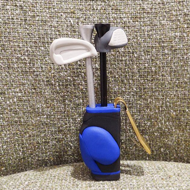 ゴルフクラブ型ロングティー