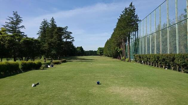 後半はパープレーになるのではないかというプレー、だがゴルフはそんなに甘くない!