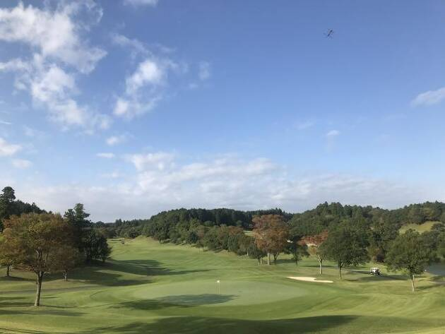 成田ゴルフ倶楽部、ラグジュアリーの極み