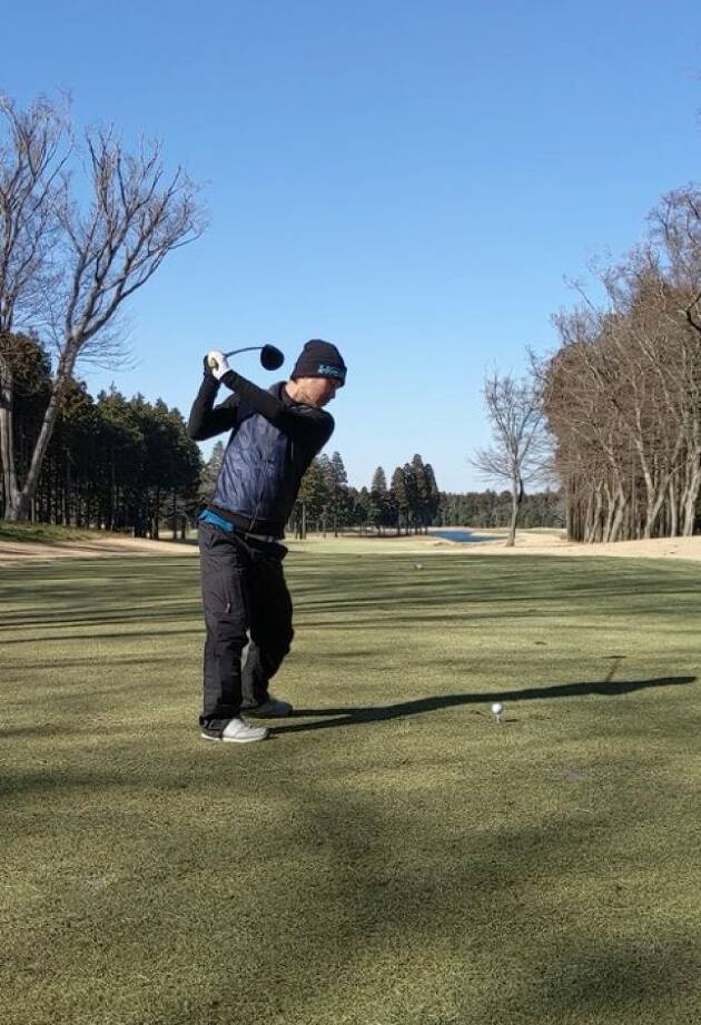 レッスンやトレーニングやクラブフィッティングでゴルフ熱が高まっています
