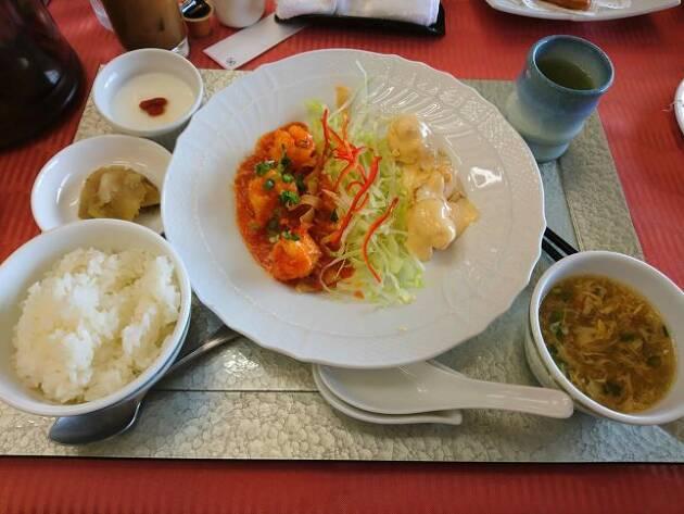 京王プラザホテルの味が楽しめる「桜ヶ丘CC」の3月の限定メニューはこれでした!