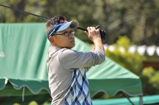 ゴルフを始めたのは社内交流目的