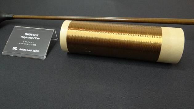 スーパー繊維IMIDETEXを新開発