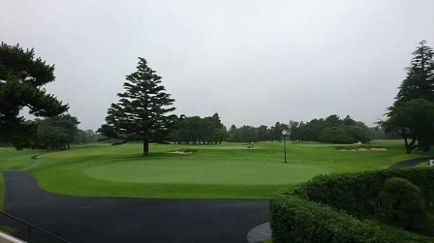 今回のコースは、名門「我孫子ゴルフ倶楽部」です!