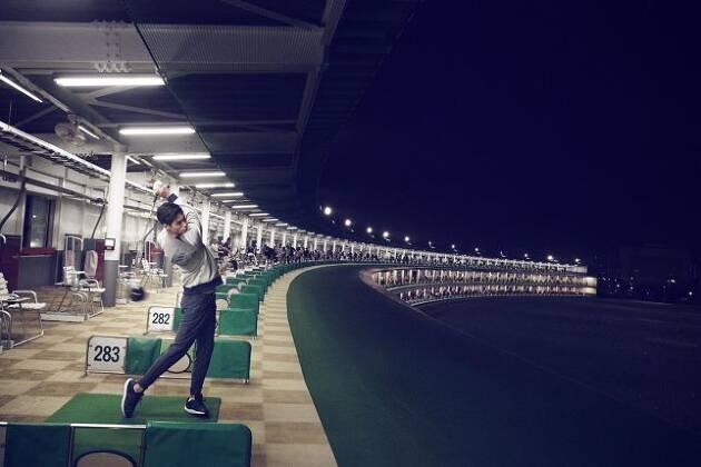 PM.5:00 向上心こそスタイリッシュゴルファーの証
