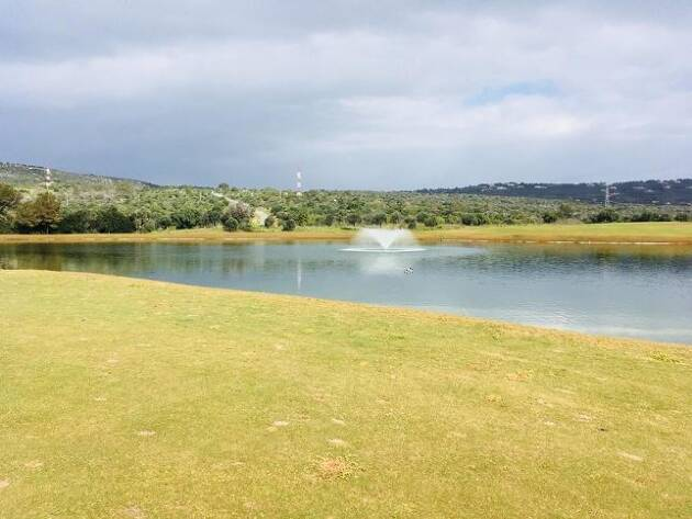 憧れの海外ゴルフ! いよいよラウンド開始!