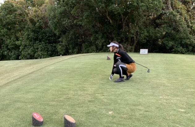 ゴルフ上達の秘訣は?