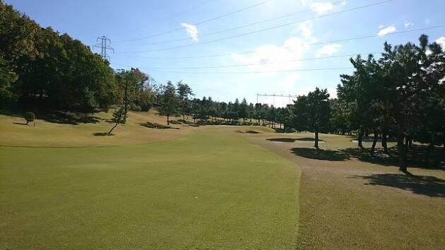 東京よみうりカントリークラブは2グリーンのコースです!