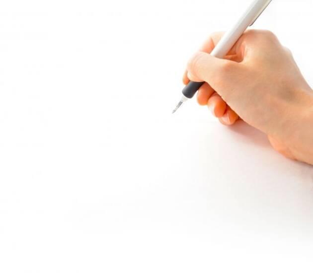 名前を書くように自然なパッティング