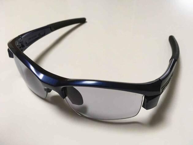 SWANSのサングラスレビュー