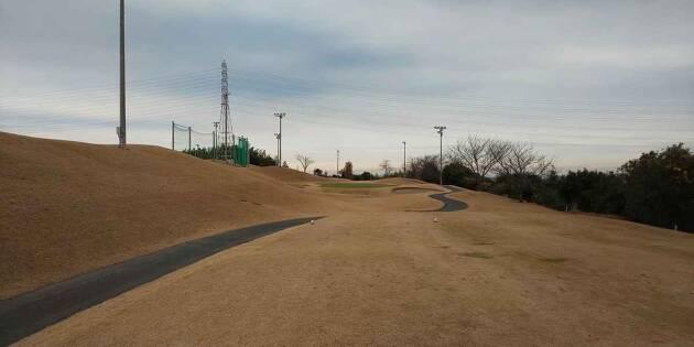 ショートゲームの練習と風にはご用心~平野台ゴルフ