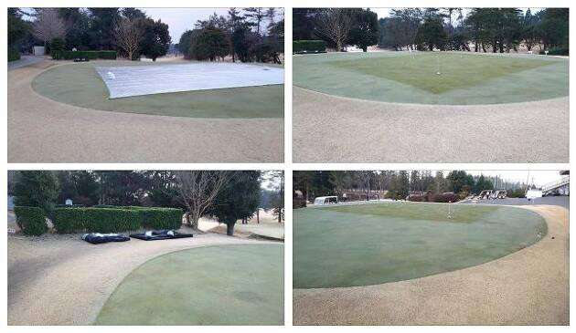 冬のラウンドで早いスタートの場合に、ゴルフ場に着いたらチェックするポイントがあります!