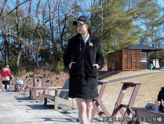 ホシノカオリのファッションチェック!