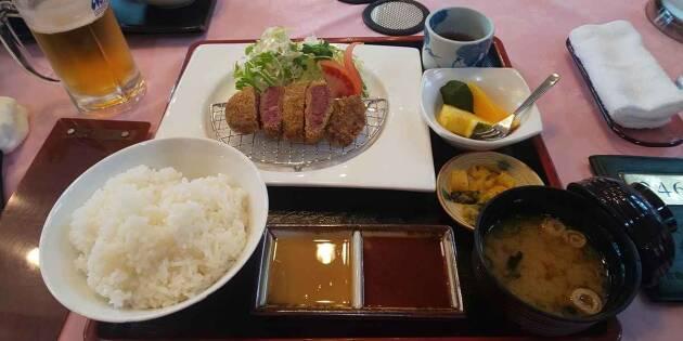 お昼ご飯をご紹介!
