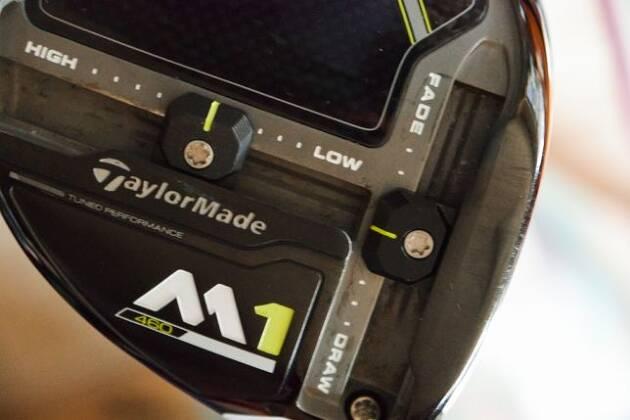 M1の調整機能を使って打ち比べ!