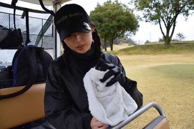 雨の日ゴルフは準備がモノを言う?