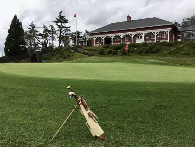 ヒッコリーゴルフは、ゴルフの精神に純粋だった