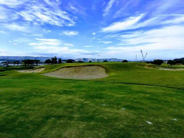 歴史あるゴルフ場のオールドコースはどこか?